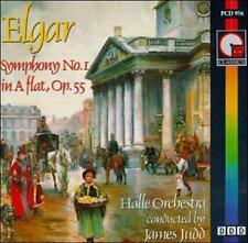 New: Halle Orchestra, Judd, Elgar: Elgar: Symphony No. 1 In A Flat, Op. 55  Audi