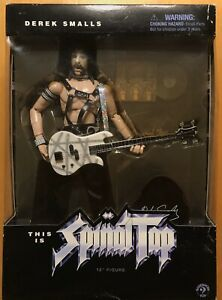 Spinal tap action figure Derek Smalls Sideshow toy collectible