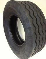 11L-16 10 Ply Rated F3 Backhoe Front Tire, 11Lx16, Backhoe Heavy Duty