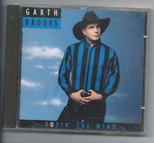 CD RADIO STATION USED * GARTH BROOKS *  Ropin' The Wind * Buy As Many $3.