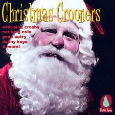 Christmas Crooners by Various Artists (CD, Sep-2001, Lifestyles)