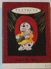 1993 HALLMARK FAITHFUL FIRE FIGHTER Book Value $17