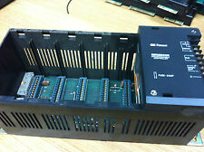 GE Fanuc Series One Programmable Controller Rack with Hi Cap Power Supply/5