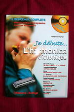 METHODE HARMONICA DIATONIQUE DEBUTANT