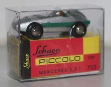 "Schuco Piccolo Mercedes Benz 2,5 Liter ""Langenburg Classic 2002"" Art. 101052"