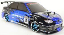 Subaru WRX Estilo Drift RC Coche Eléctrico Control Remoto