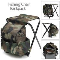 1/2/4PCS Fishing Tackle Seat Bag Backpack Camping Stool Seat Box Tackle Box Bag