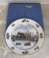 Metropolitan Museum of Art Reproduction of a China Trade Porcelain Plate