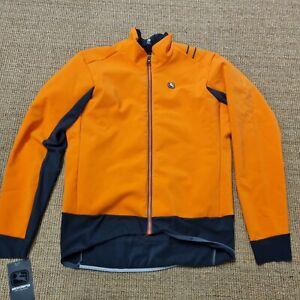 Giordana Mens Fusion Jacket - Orange - XXL