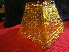 Vintage Partylite Tealight/Votive Glass Candle Holder Never Used 2PCS