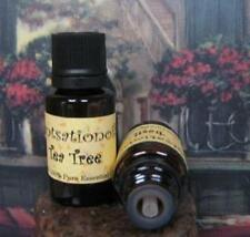 TEA TREE ESSENTIAL OIL 1/2 OZ ANTIFUNGAL INFECTIONS MASSAGE MEASLES MOLES ******