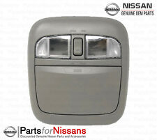 Genuine Nissan 2003-2006 Sentra Front Overhead Map Reading Lamp NEW OEM