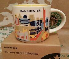 Starbucks Coffee Mug/Becher MANCHESTER You Are Here/YAH, NEU,mit SKU i.OVP-Box!