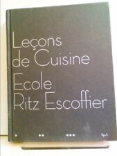 Lecons de Cuisine Ecole Ritz Escoffier
