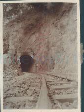 More details for 1920s british india nilgiri mountain railway tunnel rack 4x3
