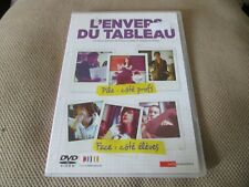 "DVD ""L'ENVERS DU TABLEAU"" documentaire Profs / Eleves - Education Nationale"