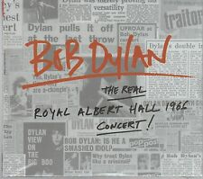 The Real Royal Albert Hall 1966 Concert *by Bob Dylan 2CDs, NEW Sony) USA SELLER