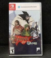 The Banner Saga Trilogy (Nintendo Switch) BRAND NEW In Stock