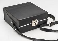 Kameratasche Fototasche Umhängetasche camera bag in Schwarz black universal