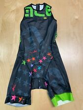 Alé Cycling Triathlon Stelle Olympic Skinsuit - Women's Medium