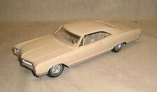 Vintage 1965 Buick Wildcat Promo Model Car