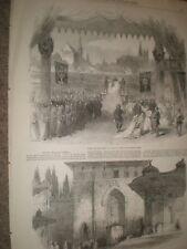Helevey Opéra La Jewish Covent Garden & Constantinople Turquie sublime porte 1850