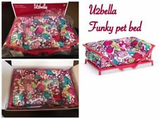 American Girl Funky Pet Bed Dog Cat Red NEW IN BOX TRULY ME!