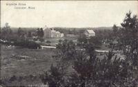 Cataumet MA Wayside Home c1905 Postcard