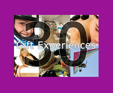 30 Experience Gift Choices for Her - valid min. 9 months from date of issue