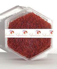 Safran 25 gr. Safran-Fäden Ne-gin Premium-Qualität Saffron Zaffrano SAFRANBASAR