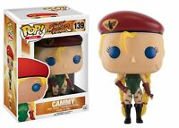 Funko POP! Games ~ CAMMY POP! VINYL FIGURE #139 ~ Street Fighter II