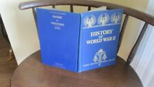 History of World War II Armed Services Memorial Salesman's Mock-up Edition 1945