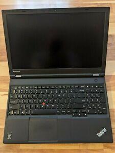 Lenovo ThinkPad W540, Intel i7 4800MQ, 32GB RAM, 500GB SSD, NVIDIA QUADRO K1100M