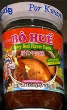 Spicy Beef Flavor Paste Bo Hue Pho Vietnamese Rice Noodle Beef Soup 7oz