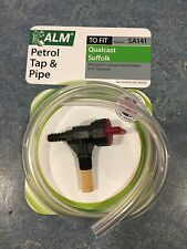 ALM PETROL TAP AND PIPE SA141 QUALCAST SUFFOLK