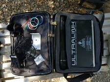 Ulr 2000 Receiver and Shure Wireless Microphone Used