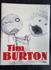 Tim Burton MoMA (Museum of Modern Art) Retrospective Book *NEW / SEALED*