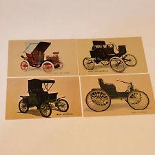 Postcard Mixed Lot Classic Car Post Card ephemera winton dion duryea locomobile