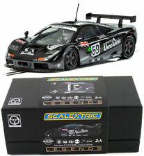 Scalextric C3965A McLaren F1 GTR Le Mans 1995 Winner DPR Slot Car 1/32