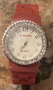 Alabama Crimson Tide Quartz Watch