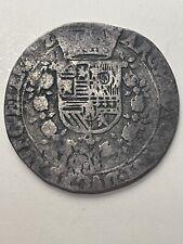 Brabant, Flandern 1/4 Patagon o. J.1612 - 1615 Silber