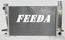 FEEDA ALUMINUM RADIATOR FOR 1985-1996 Ford F-150/250/350 /85-93 Bronco L6