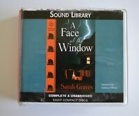 A Face at the Window: by Sarah Graves - Unabridged Audiobook - 8CD