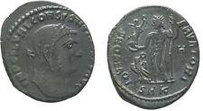Ancient Rome 306-337 Ad Constantine Follis Cyzicus Jupiter