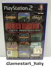 NAMCO MUSEUM 50TH ANNIVERSARY - SONY PS2 - NUOVO SIGILLATO - NEW SEALED PAL