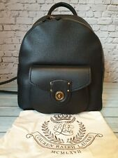 RALPH LAUREN BACKPACK WOMENS GENUINE NEW DESIGNER  HANDBAG GORGEOUS LEATHER!!