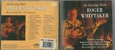 An Evening With by Roger Whittaker (CD, Nov-1994, Emporio)