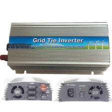 1000W Watt Solar Micro Grid Tie Power Inverter for Solar Panel 10.5-30V AC