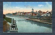 Ansichtskarte Schweinfurt Main mit Stadtpartie - 00796