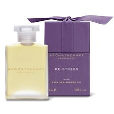 1 PC Aromatherapy Associates De-Stress Mind Bath Shower Oil 55ml Relaxing